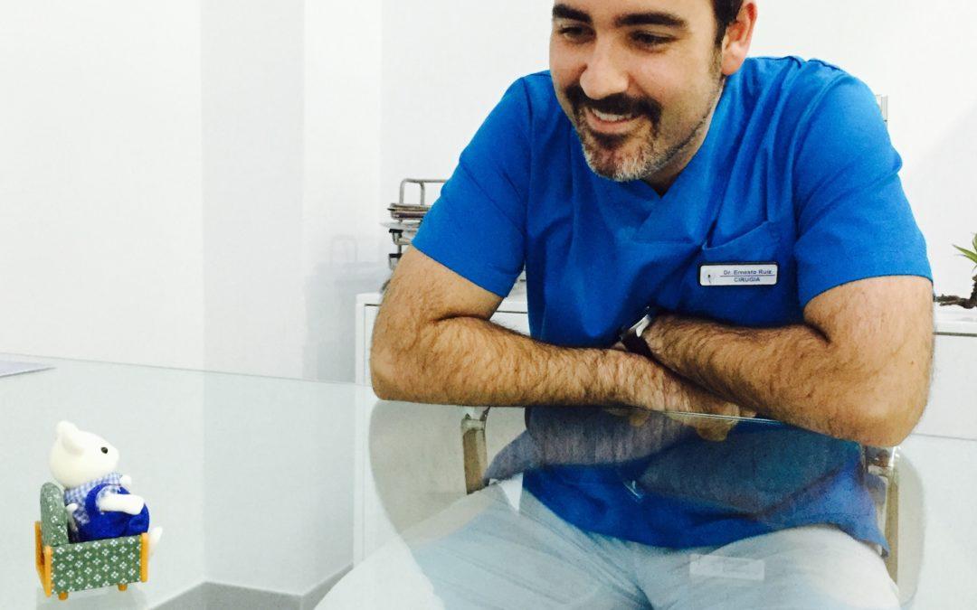 El ratón Perez visita la Clínica Ruiz Estrada