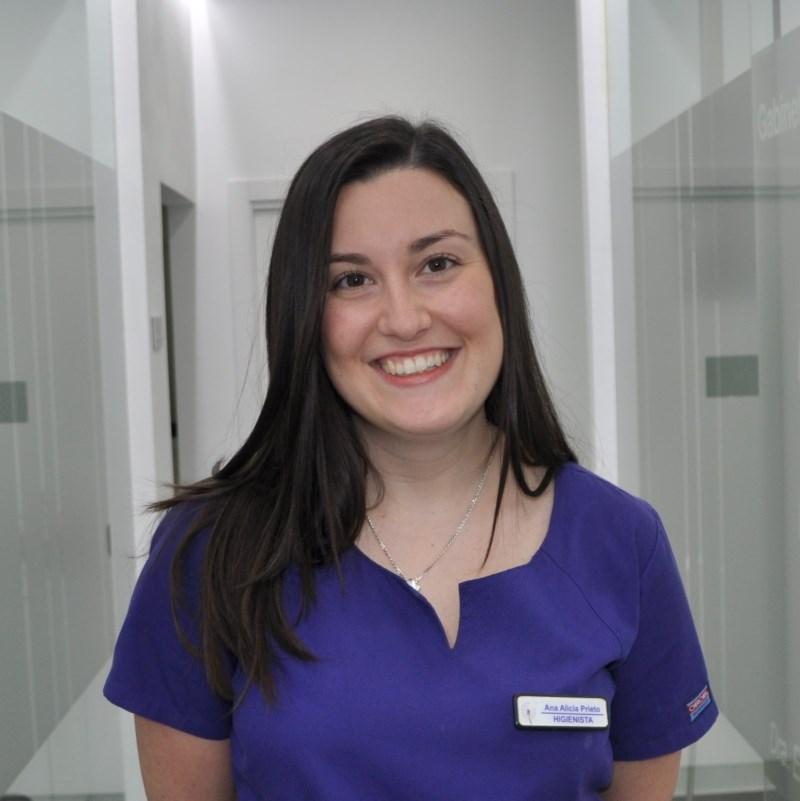Ana Alicia Prieto García
