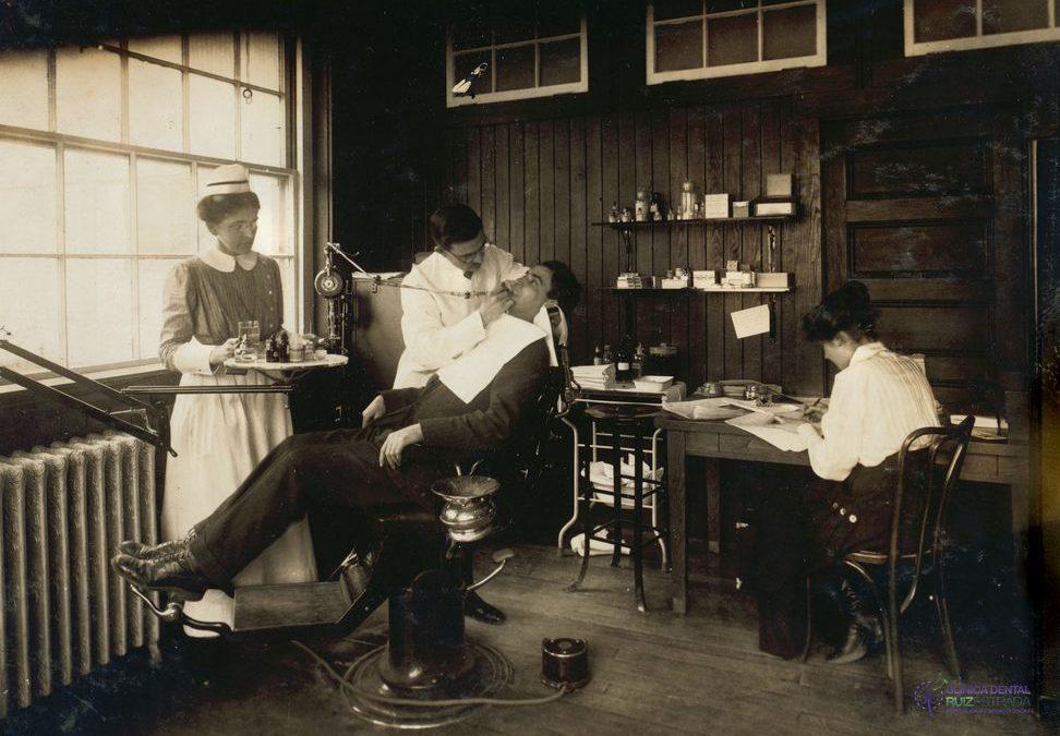 Los orígenes de la odontología
