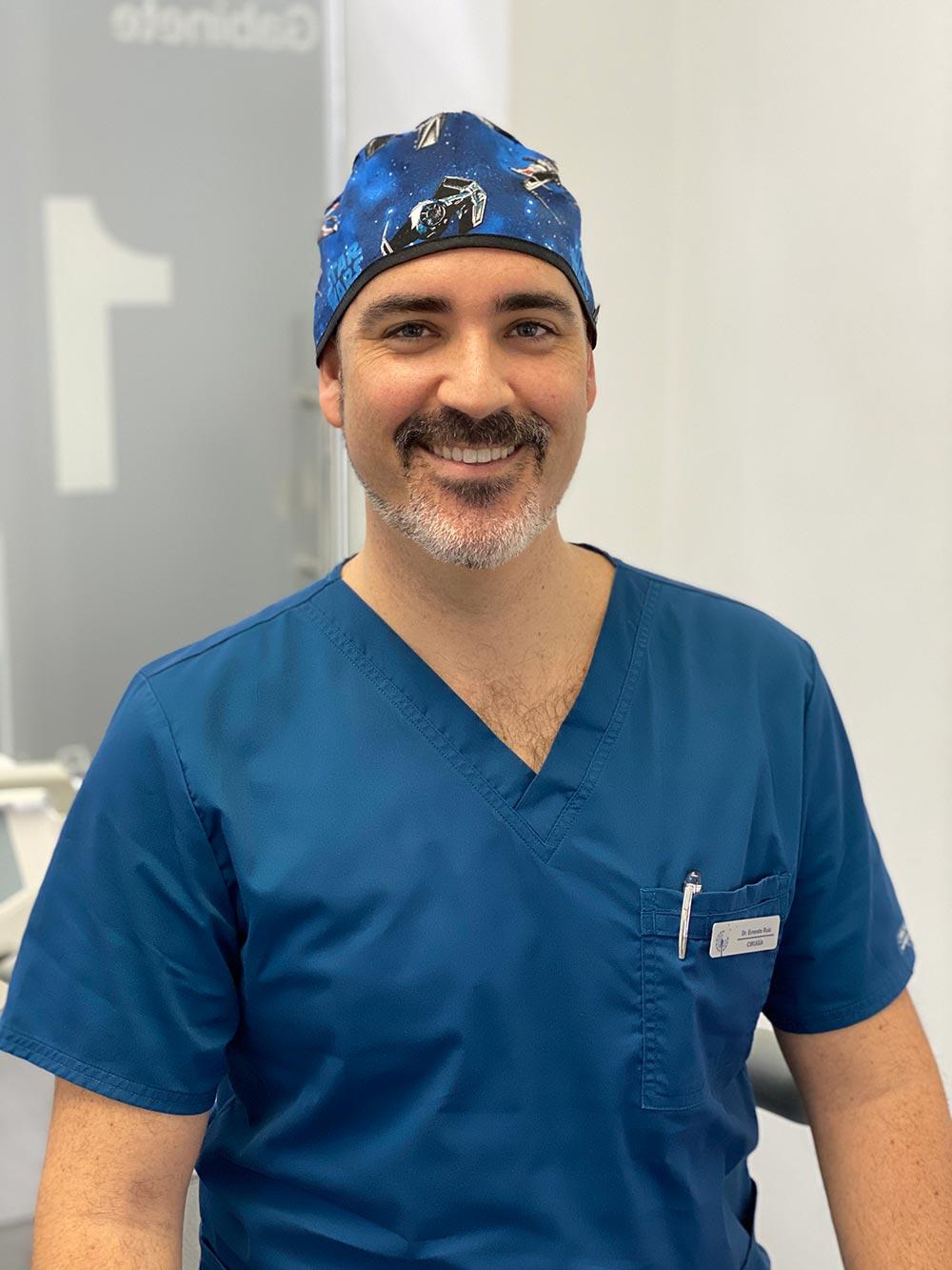 Doctor Ruiz dentista en Murcia