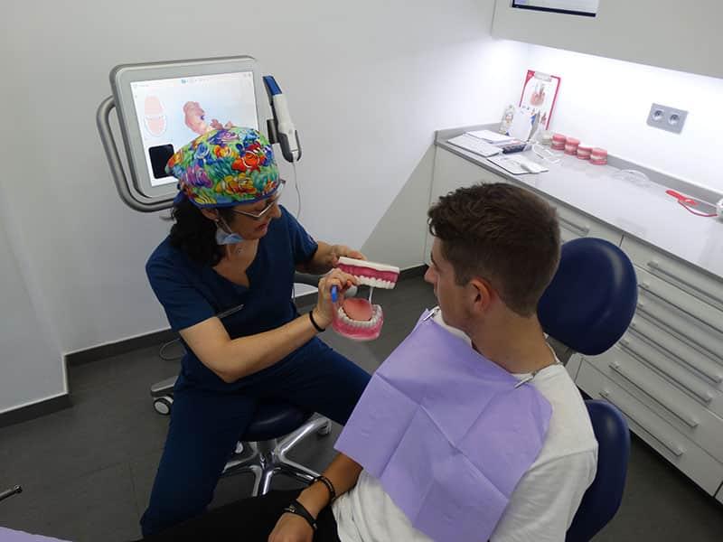 Odontología conservadora en Murcia